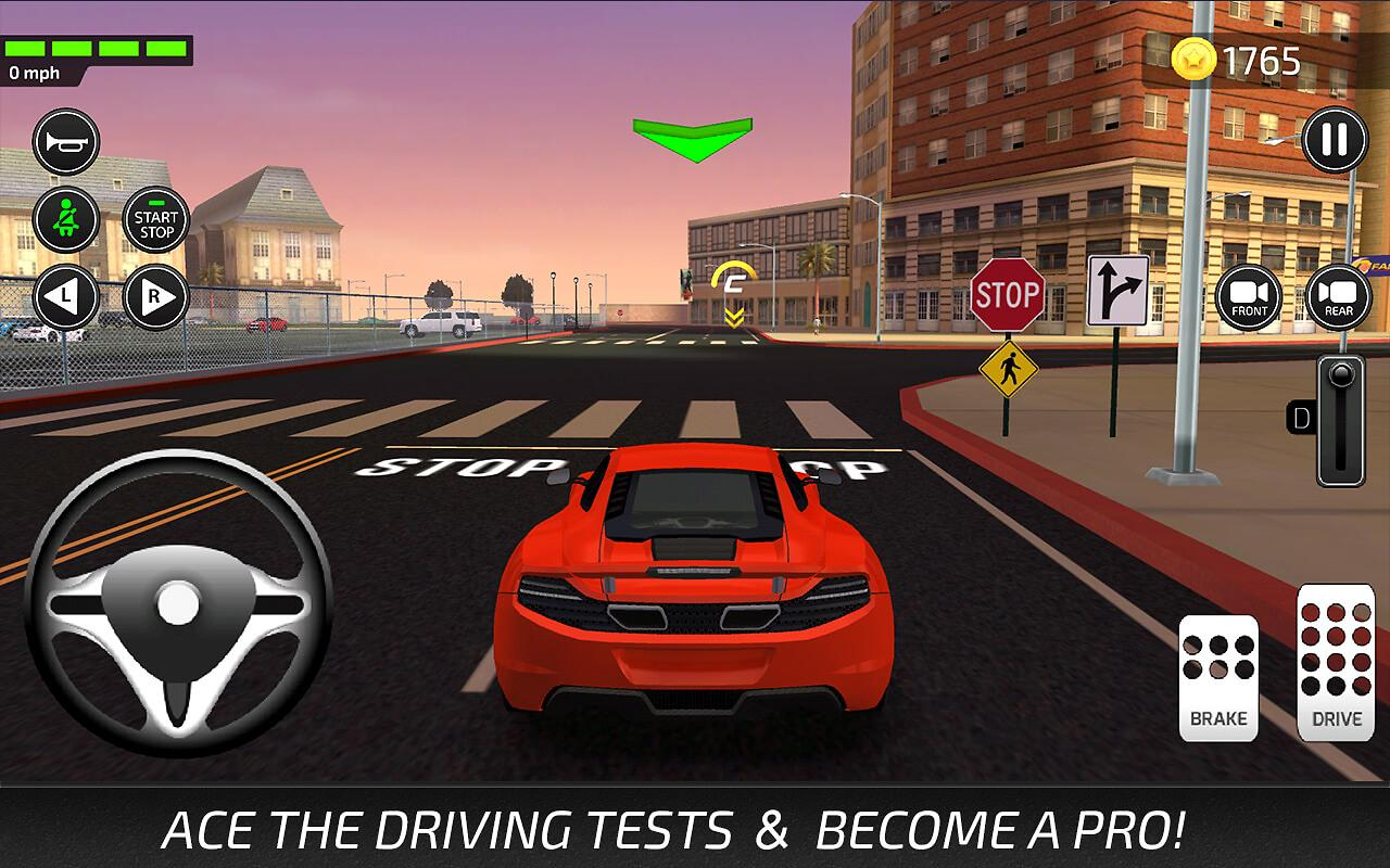 Car Driving Academy 2017 3d Game For Tizen Mobiles Download Best