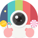 Review Of Candy Camera-Selfie App For Tizen Mobiles
