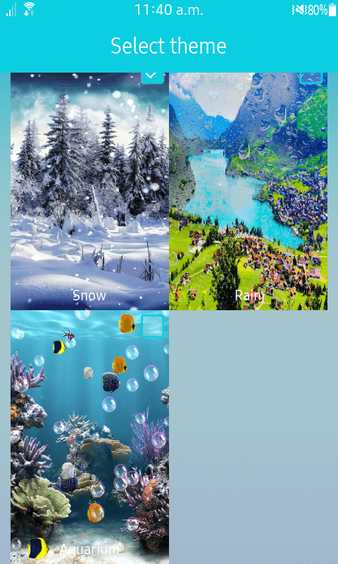 collection of nature wallpapers