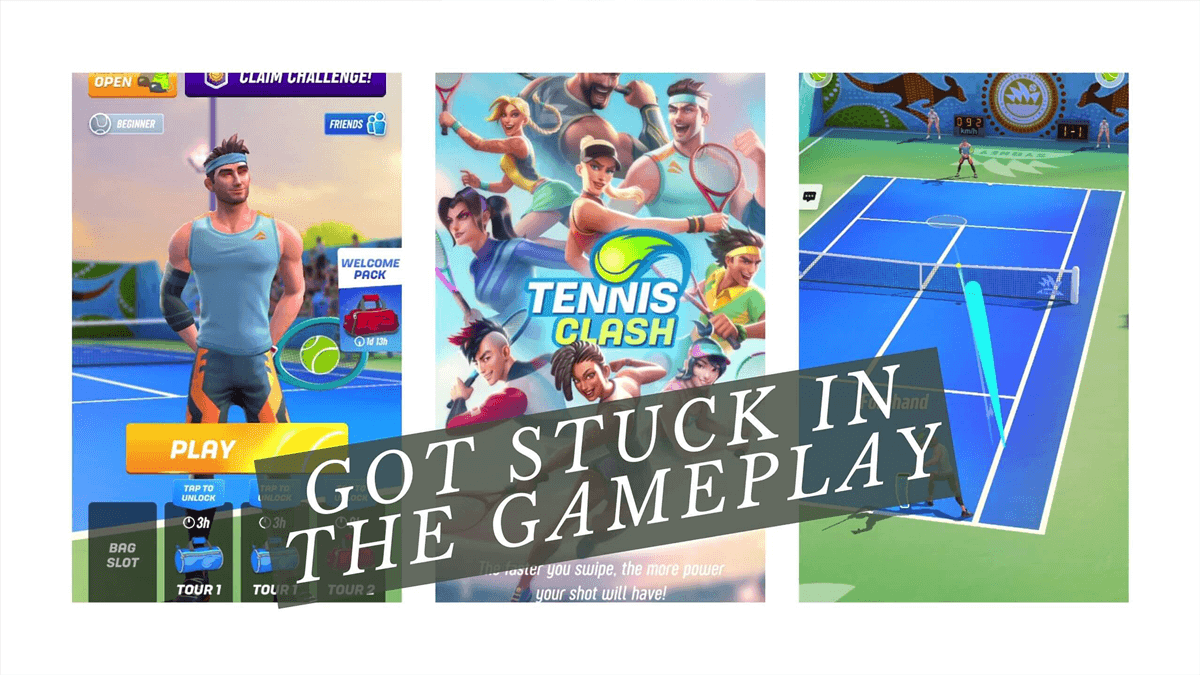 Tennis Clash-Best Sports Game for Android Mobiles