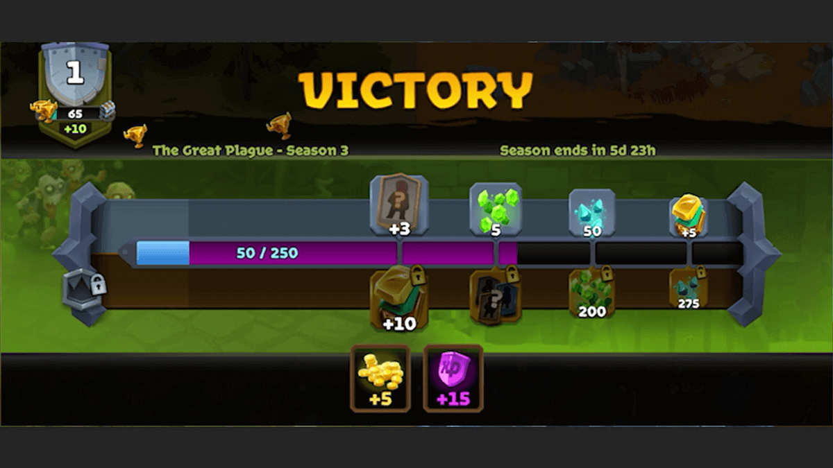 battle legion android game victory