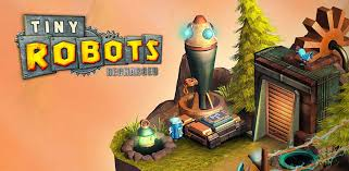 Indie Game on Android Tiny Robot
